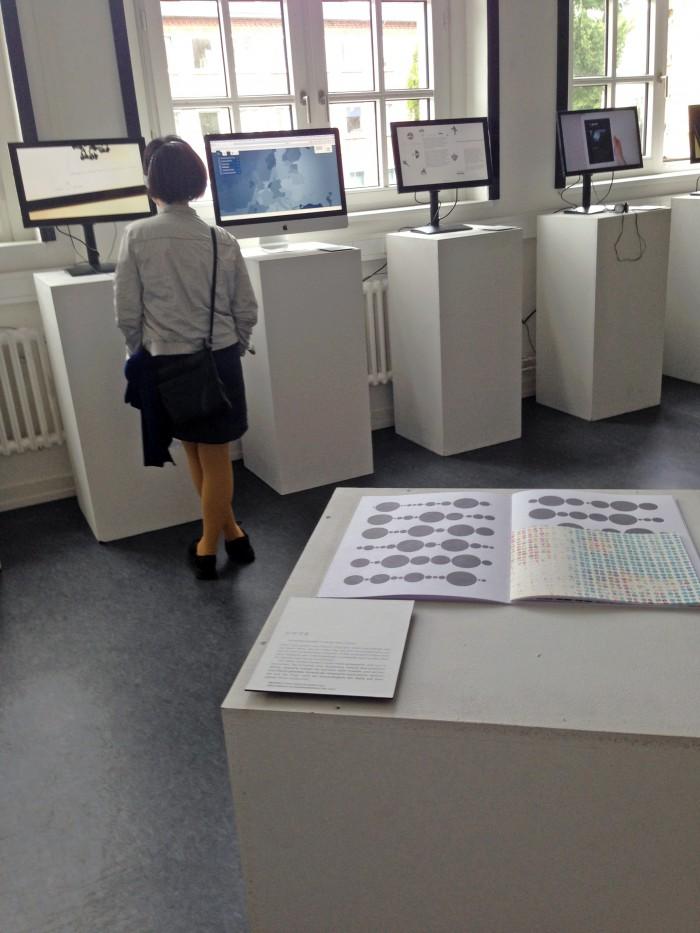 Ausstellung Interaktive Medien