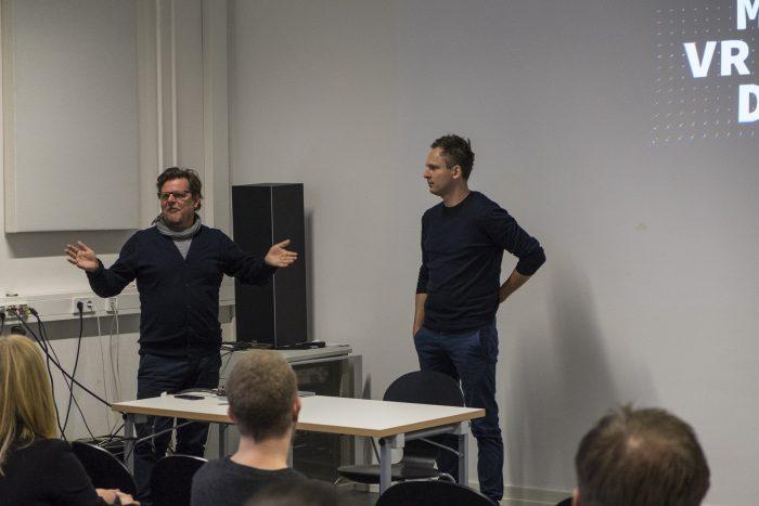 Tom Duscher und Christian Engler