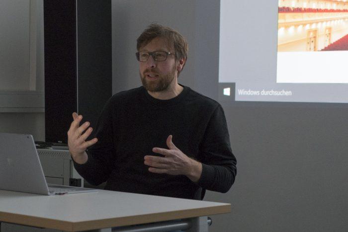 Vortrag von Ralph Heinsohn