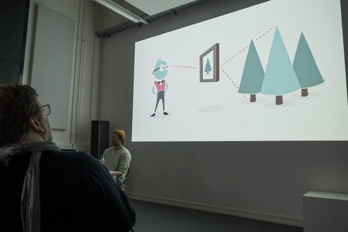 Vortrag von Nico Uthe