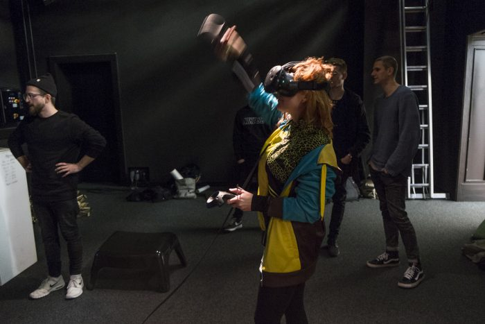 Hands On Virtual Reality