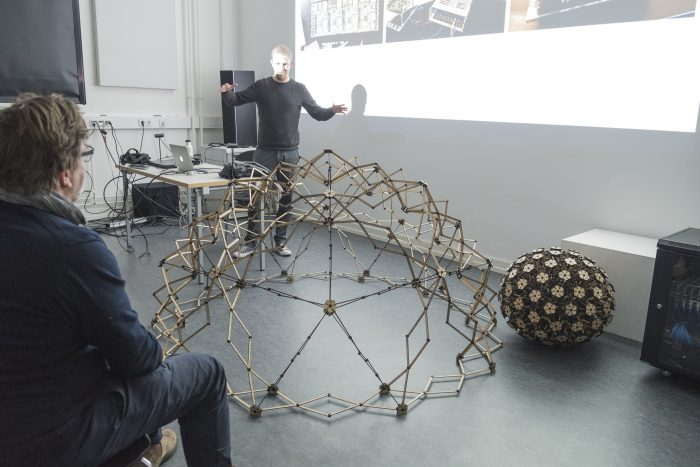 Vortrag von Björn Schmidt